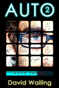 The Cover for Auto 2 by David Wailing