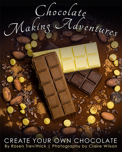 Chocolate Making Adventures Cover