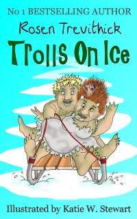 Trolls on Ice cover